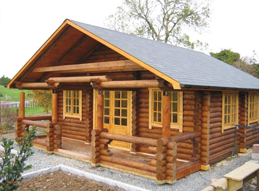 Superieur This Is A Good Size For A Spacious One Bedroom Or Compact Two Bedroom Cabin  With An Open Plan Kitchen Living Area. It Makes A Perfect Treatment Room  For ...