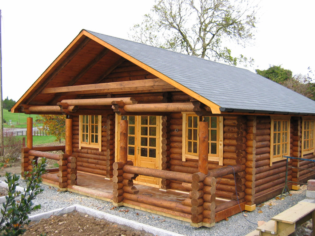 Bungalow Home Plans Wildwood Log Cabins High Quality Log Cabins