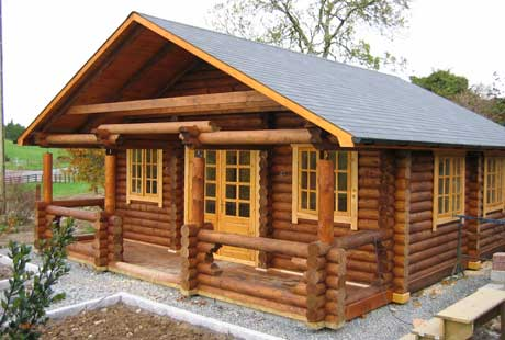 Wildwood Log Cabins High Quality Log Cabins